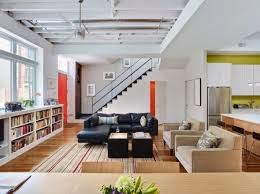 how to integrate an l shaped leather sofa in the living room