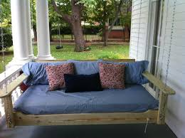 outdoor porch bed u2014 jbeedesigns outdoor how to make a daybed