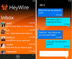 heywire apk top 7 free messaging apps for android