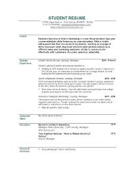 resume exles for high students with no experience resume format for students with no experience megakravmaga com
