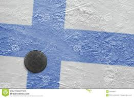 Finnish Flag Finnish Flag On The Ice Stock Photo Image Of Cold Debris 34097852