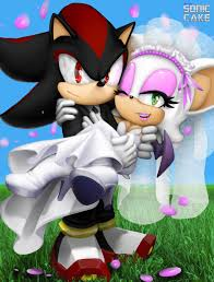 shadow the hedgehog x rouge the bat favourites by sephire11 on