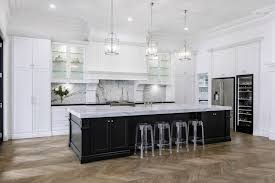grandiose symmetry a luxurious adelaide kitchen completehome