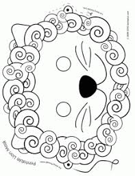 lion mask craft printable animal masks lion mask woo jr kids activities