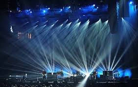 how do moving lights the ones in nightclubs concerts etc work