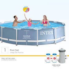 Intex Metal Frame Swimming Pools Intex Prism Frame 12 U0027 X 30