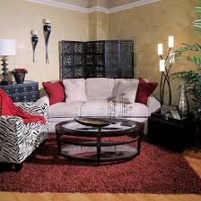 animal print bathroom ideas zebra themed living room centerfieldbar