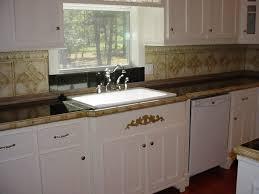 amazing kitchen vintage counters tin backsplash for kitchen