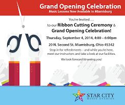 grand opening ribbon ribbon cutting ceremony grand opening celebration city