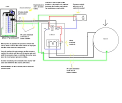 pressure switch wiring diagram air compressor floralfrocks