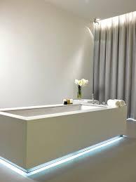 led bathroom lights battery elegant modern lighting ideas l