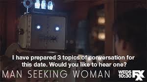 Seeking Robot Date Seeking Robot Dates Are The Worst