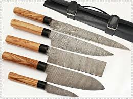 custom japanese kitchen knives g15 5 pcs professional kitchen knives custom made