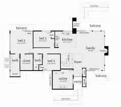 modern floorplans ultra modern floor plans luxury modern style house plan 4 beds 3 00