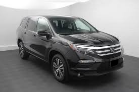 grey honda pilot 2016 honda pilot ex l black u2013 honda galleries