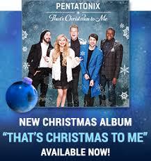 pentatonix official website new album that s to me