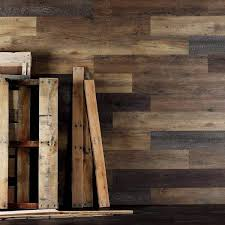 planks peel and stick wood look wall planks inhabit