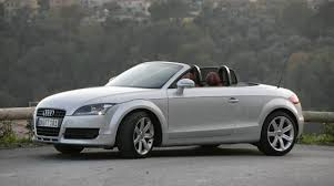 audi tt convertible view the drive review of the 2008 audi tt roadster