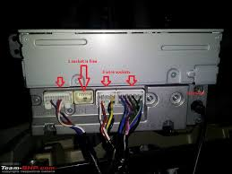 diy how to remove stock stereo of toyota fortuner u0026 install ipod