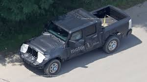 truck jeep wrangler jeep wrangler pickup coming 2019 may use ram chassis