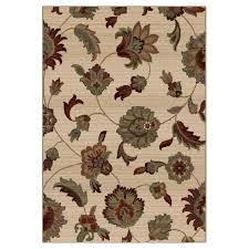 Rattan Rug B283 Rattan Montage Rug 79x114 In At Home At Home