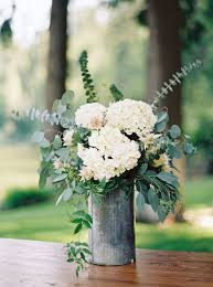 hydrangea arrangements lakeside montana wedding montana wedding