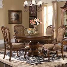 100 bradford dining room furniture 5 piece dining set round