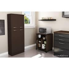 Microwave Storage Cabinet Cabinet Microwave Cart Carts Islands U0026 Utility Tables