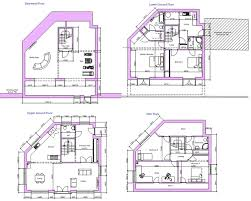 heol rhyd 4 storey dwelling with basement