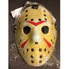 Freddy Halloween Costumes Amazon Friday 13th Hockey Mask Jason Freddy Halloween