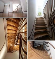 Stair Cases Asymmetrical Breathtaking Staircases By Alex Haw Of Atmos Home