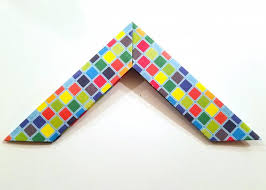 How Do You Make A Paper Boomerang - how to make a paper boomerang lovetoknow
