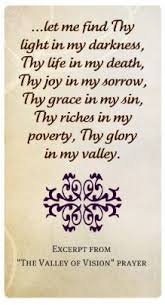 valley of vision puritan prayers 14 best prayers valley of vision images on vision
