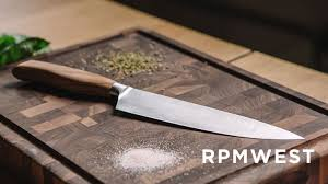 japanese style kitchen knives rpmwest the perfect all around kitchen knife by manuel rappard