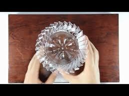 Vase To Vase Florist How To Make Flower Vase From Plastic Bottles Youtube