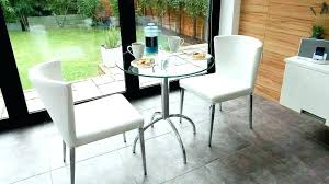 small table with two chairs dining table with 2 chairs leaf dining table medium size of coffee