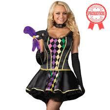mardi gras jester costume mardi gras masquerade costume n2088