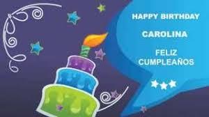 imagenes de feliz cumpleaños carito cumpleaños carolina
