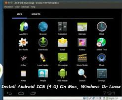 android ics install android ics 4 0 on mac windows or linux how to