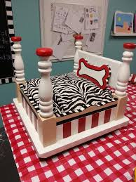 Cute Puppy Beds Dog Bed Pets Pinterest Red Dog Tables And Love The