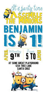 diy minion invitations party invitations ideas party invitations ideas find here