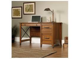 Mission Style Computer Desk With Hutch by Steinhafels Office Desks