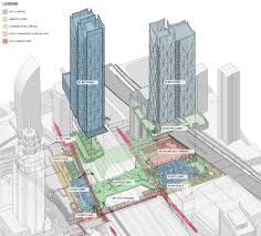 Rogers Centre Floor Plan by More Details Emerge On Massive 81 141 Bay Street Development
