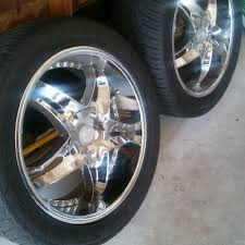 Used 24 Inch Rims Buy Or Sell Used Or New Car Tires U0026 Rims Sell My Tires