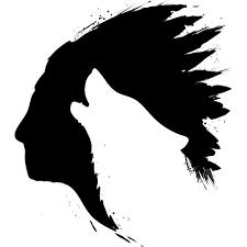 wolf silhouette free clip arts sanyangfrp