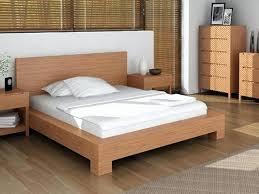 simple white bed frame bedroom large size exquisite modern bedroom