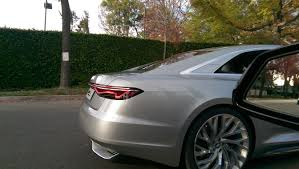 Audi A9 Cost Audi Could Build The A9 On A Platform Shared With The Estoque