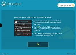 king android root how to 1 click root many android devices with kingo android root
