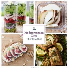 1 day mediterranean diet meal plan eatingwell