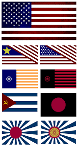 Confederate Flag Origin Alternative History Flags By Juniorwoodchuck On Deviantart